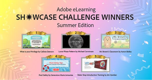 Adobe eLearning Showcase